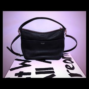 Kate Spade New York Polly Handbag Black